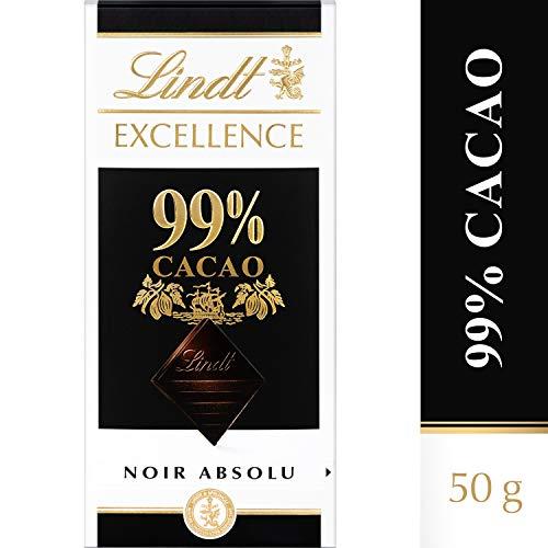 Lindt Excellence Noir 99 % de Cacao - 50 g