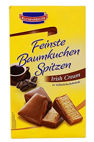 Kuchenmeister Baumkuchen Spitzen - Irish Cream, 1er Pack ( 1 x 125g )