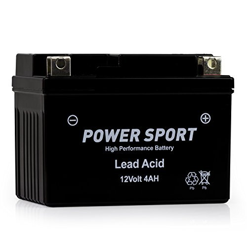 ExpertPower ETX4L-BS Powersport Replacement (YTX4L-BS, YT4L, YTX4L, YT4L
