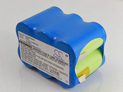 vhbw Batería NiMH 3000mAh (7.2V) para atadora eléctrica para viña Pellenc AP25, P80 reemplaza AP25