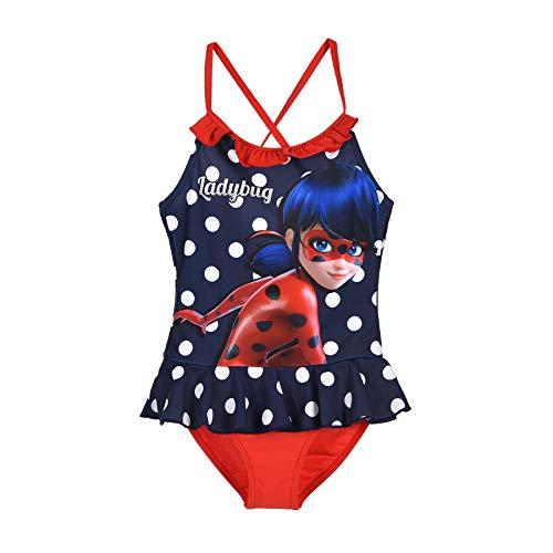 Miraculous Ladybug Mädchen Badeanzug