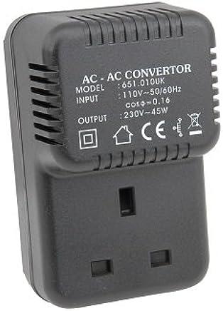 AVSL 651.01 - Convertidor de Voltaje (110V, 50/60 Hz, 45W)