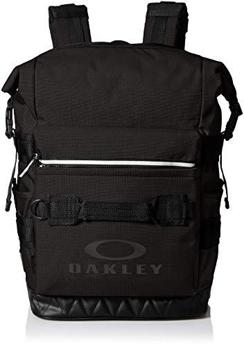 Oakley Men's Utility Folded Backpack, Blackout, One Size