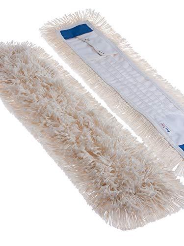 Floorstar Mopp Baumwolle 160 cm Bodenwischer Wischmopp Wischmop Boden Wischbezug Baumwollbezug Universal extra groß