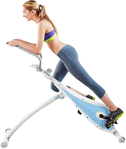 TONG Silent-Spinning Bike Faltbare Magnetisch Controlled Pedal Sport Bike Herzfrequenz Armlehne Design-HD-LCD-Display geeignet for Büros Gyms Uptodate ZHANGKANG