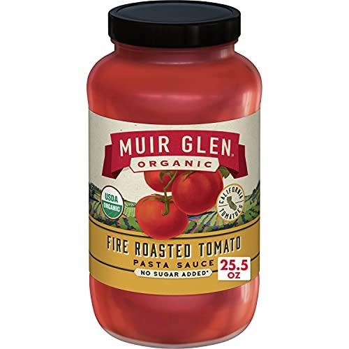 Muir Glen Organic, Pasta Sauce, Fire Roasted Tomato, 25.5 oz