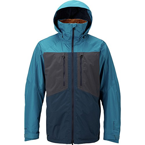 (バートン) Burton AK 2L Swash Gore-Tex Jacket メンズ ジャケットMountaineer/Faded/Mood Indigo [並行輸...