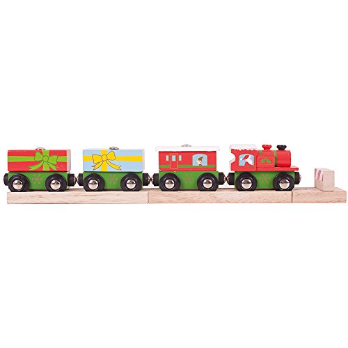 Bigjigs Rail Train Noël