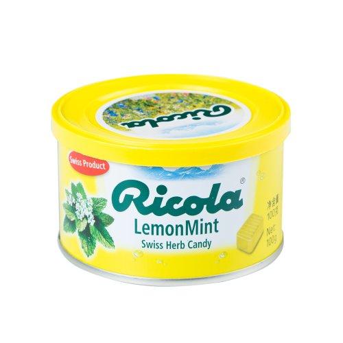 リコラ レモンミントハーブキャンディー 100g