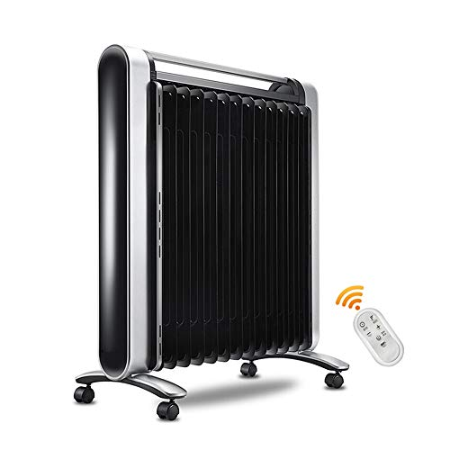 Buy YI GAO Heater, electric oil heater, intelligent constant temperature space heater, remote contro...