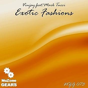 Exotic Fashions (feat. Mark Tucci)