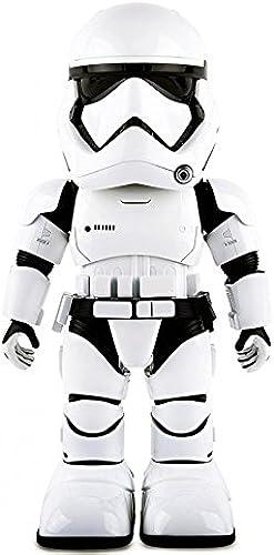 ubtech Starwars Stormtrooper Roboter angeschlossen