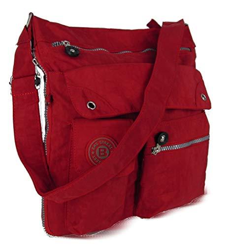 Bag Street, Borsa a tracolla donna rosso