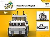 Nissan Navara King Cab (Instruction Only): Moc Life (English Edition)