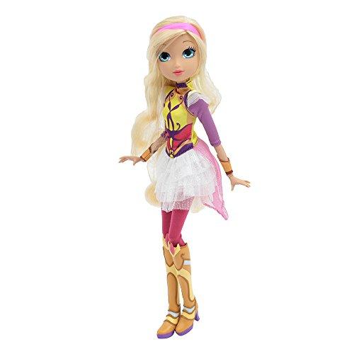 Giochi Preziosi - Academy Fairy Glitter Regal mit Tattoo Schlüssel Puppe Rose