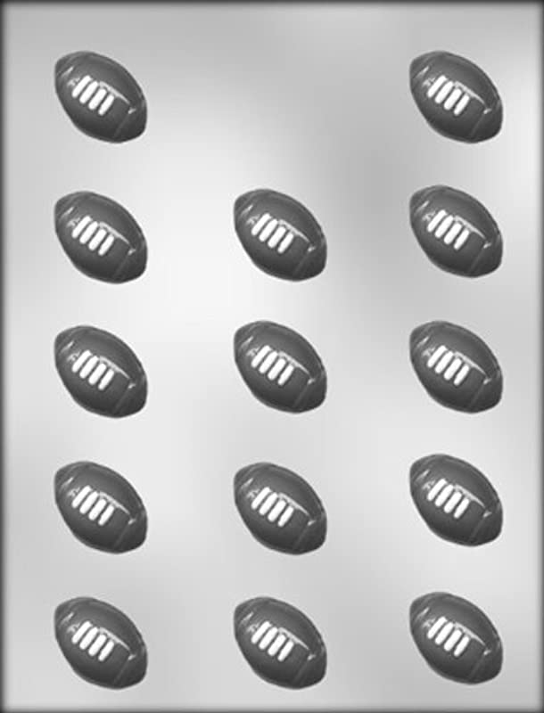 CK Products 1 1 2 Inch Football Chocolate Mold