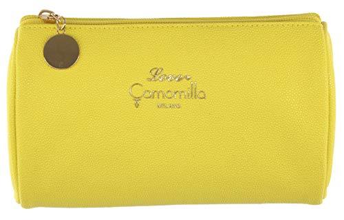 Camomille Milano-enveloppe nécessaire M love jaune