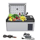 JINKEBIN Refrigerador de coche Refrigerador portátil DC 24V 12V refrigerador 220V Inicio Refrigerador Congelador Frigorífico 15L refrigerador automático (Color Name : 15L)