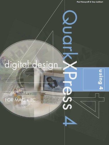 Digital Design using QuarkXPress 4 (English Edition)