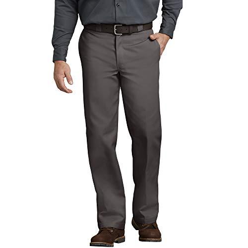 Dickies Herren Slim Straight Work Pants Sporthose, Grava Grey, 31W x 32L