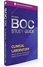 Board of Certification Study Guide -- Clinical Laboratory Certification Examinations, Enhanced 6th Edition