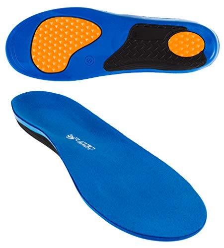 semelles Fuzzio Work+ garantissent le confort pendant un long travail debout et utilisation des chaussures de sécurité (L)