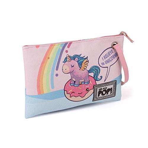 Oh My Pop! Oh My Pop! Believe-Sunny toilettas 30 cm meerkleurig (meerkleurig)