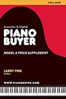 Acoustic & Digital Piano Buyer Model & Price Supplement Fall 2019