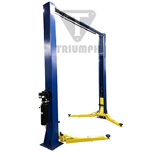 Triumph NTO-9AE Economy 9000Lbs Two Post Clear Floor Lift | Amazon