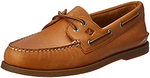Sperry Men& 039;s A O 2-Eye Boat schuhe,Sahara,8.5 S US