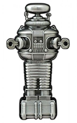 DIAMOND SELECT TOYS Lost in Space: Robot B9 Metal Bottle Opener