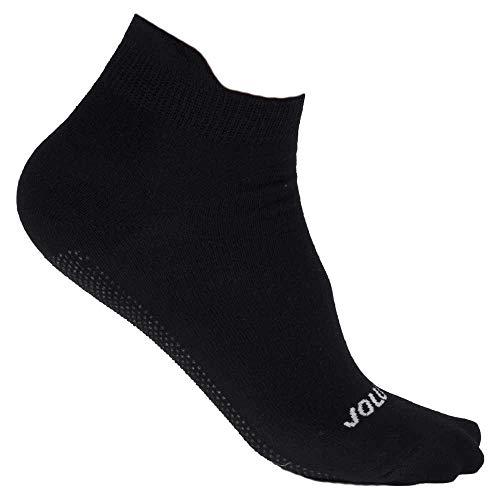 JOLUVI Lot de 2 chaussettes de Pilates non 39-42
