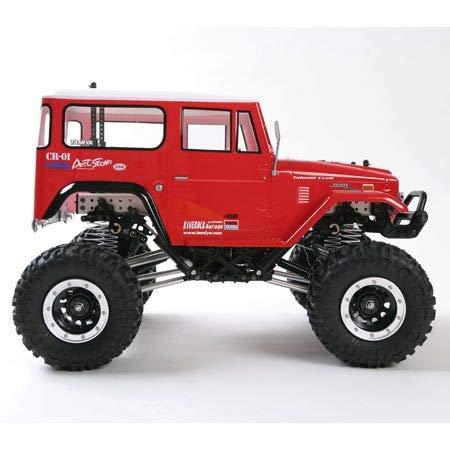 RC Auto kaufen Monstertruck Bild 6: TAMIYA 300058405 - Toyota Land Cruiser 40, ferngesteuertes Offroad Fahrzeug, 1:10, Elektromotor, Bausatz*