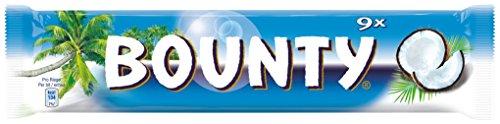 Bounty - Schokoriegel Kokos - 256g