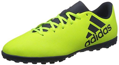 adidas X 17.4 TF, Botas de fútbol para Hombre, Amarillo (Amasol/Tinley/Tinley), 40 EU
