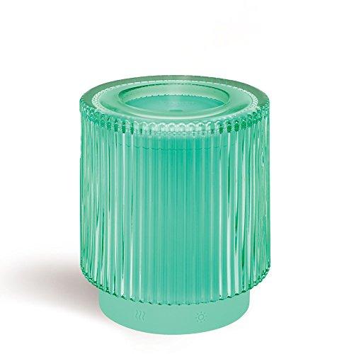 Oregon Scientific WA633 Aroma-Diffusor mit Glasabdeckung, Grün