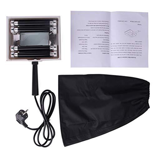 YC Máquina de Cuidado de la Piel de Grado Profesional Woods Lamp, análisis de la Piel Facial Salon Beauty Analyzer Lamp Light SPA Home Salon Machine