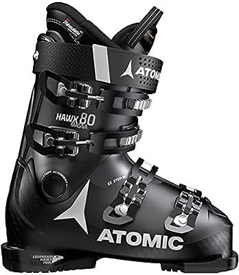 Atomic ABO ATO All Mtain Inl, Bottes de Neige Mixte Adulte, Noir (Black/Anthracite 000), 40/41 EU