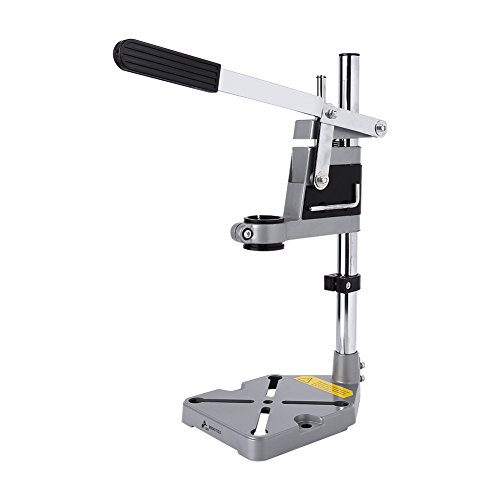 Why Should You Buy GOTOTOP Adjustable Bench Clamp Drill Press Stand Workbench Repair Press Holder Gr...