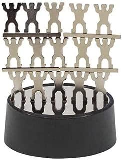 Warm Fuzzy Toys Magnetic Sculptures Acrobats Showpiece
