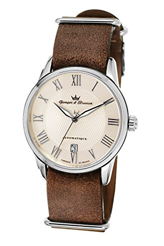 Reloj YONGER&BRESSON Automatique - Hombre YBH 1044-SNA04