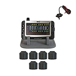 Best RV Tire Pressure Monitoring Systems in 2020 - Reviews & Buyers Guide 5