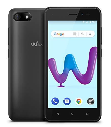 Wiko Sunny3 8GB 5 Zoll (12.7 cm) Dual-SIM Android 8.0 Oreo 5 Mio. Pixel Anthrazit