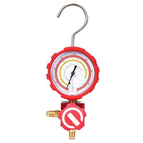 VIFERR Kühlwerkzeuge Klimaanlage Verteiler Manometer Hochdruck A/C Kühlgerät G1/4-30 ~ 800psi