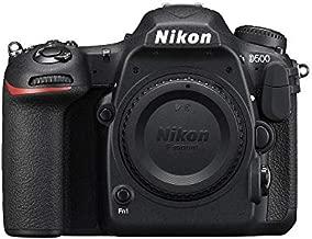 Nikon D500 DX-Format Digital SLR (Body Only), Base