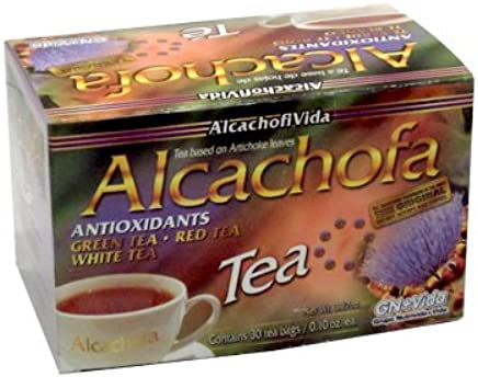 Te De Alcachofa to Help You Lose Weight Naturally Artichoke Weight Loss Tea by GN+