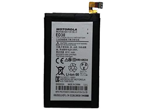Ininsight solutions ED30 2070mAh Battery for Motorola Moto G2 (2nd Gen.)