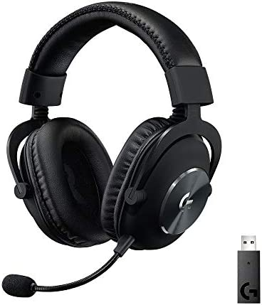 Logitech G PRO X Wireless LIGHTSPEED Gaming Headset with Blue VO CE Mic Filter Tech 50 mm PRO product image