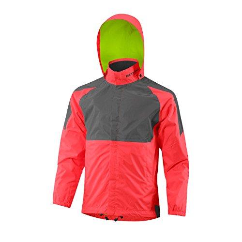 Altura - Radsport-Jacken für Jungen in Hi-Viz Pink, Größe Size 10 - 12