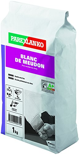 Parexlanko, Blanc de Meudon pour occulter les vitres, 1kg